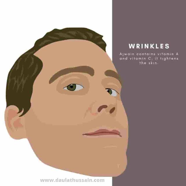 For wrinkles