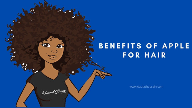 Benefits of Apple for Hair