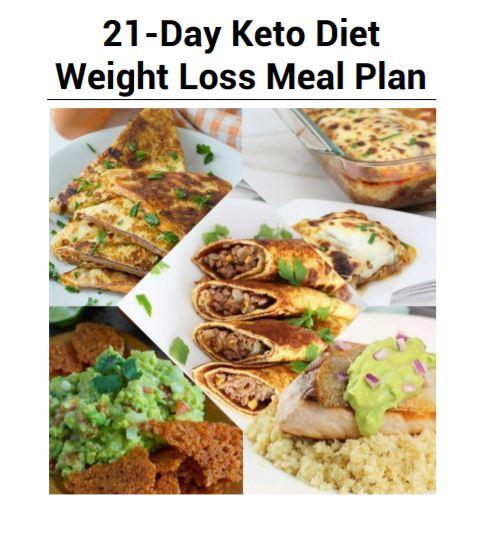 21 Days Keto Diet Book