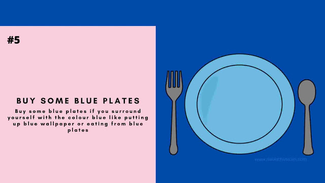 Buy Some Blue Plates