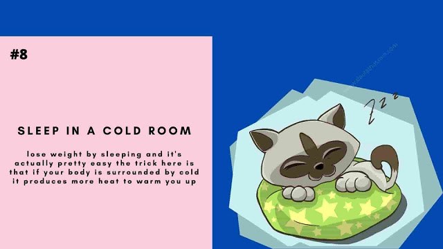 Sleep In A Cold Room