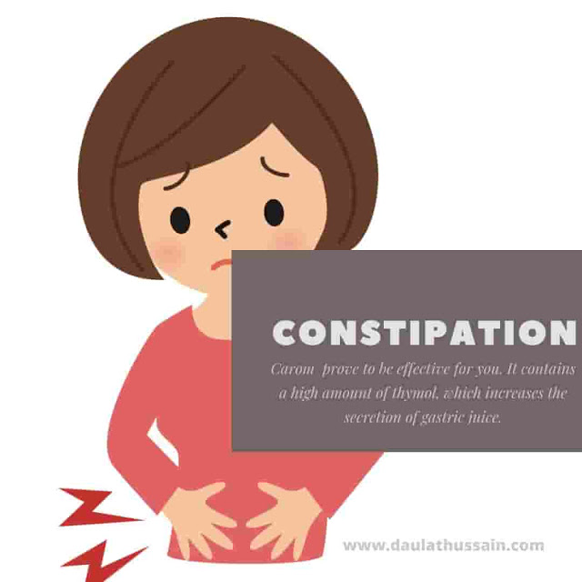 Gas and constipation