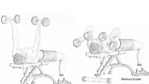 DUMBBELL REVERSE-GRIP TRICEP EXTENSION