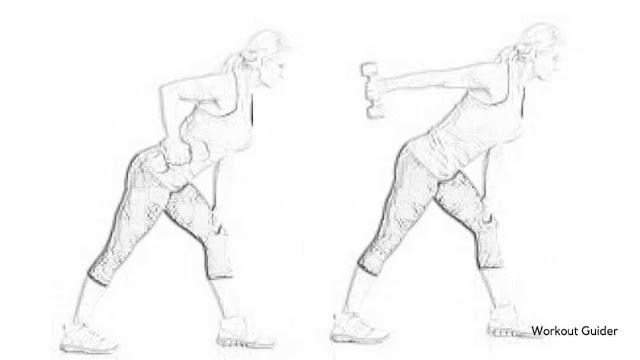 Triceps Kick Back
