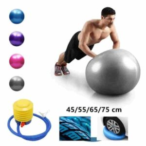 Yoga Balls Fit Ball Exercise