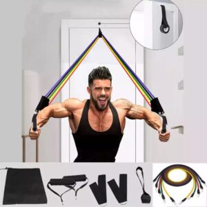 Elastic Resistance Bands Sets Workout Rubber Elast Band