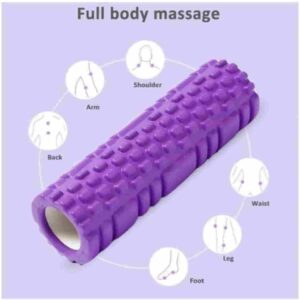 Gym Exercises Muscle Massage Roller for Fitness