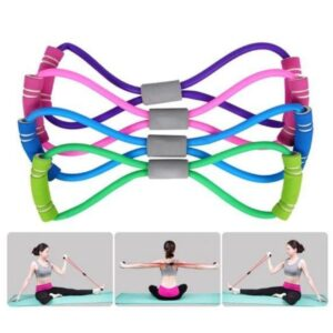 Resistance Bands for Fitness Elastic Rubber Loops
