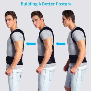 Adjustable Back Support Unisex Posture Corrector