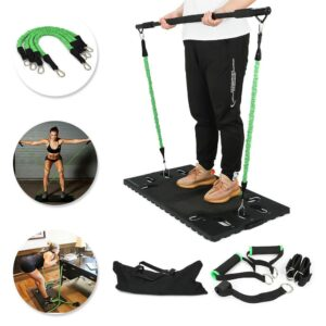 Full Body Workout Equipment for Home Travel Outside