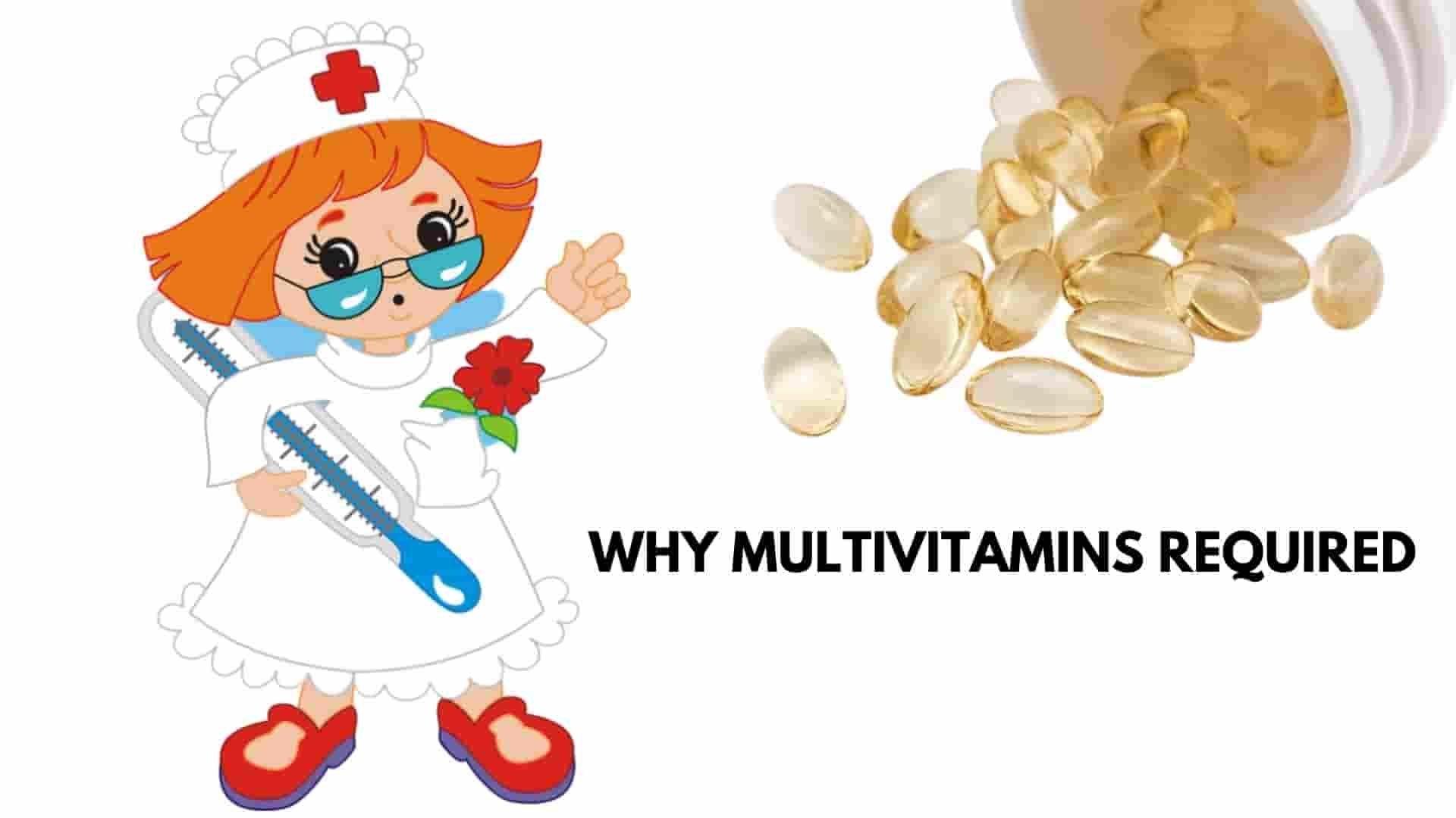 Read more about the article Best Multivitamin In India For Man & Women  Why Multivitamin Needed