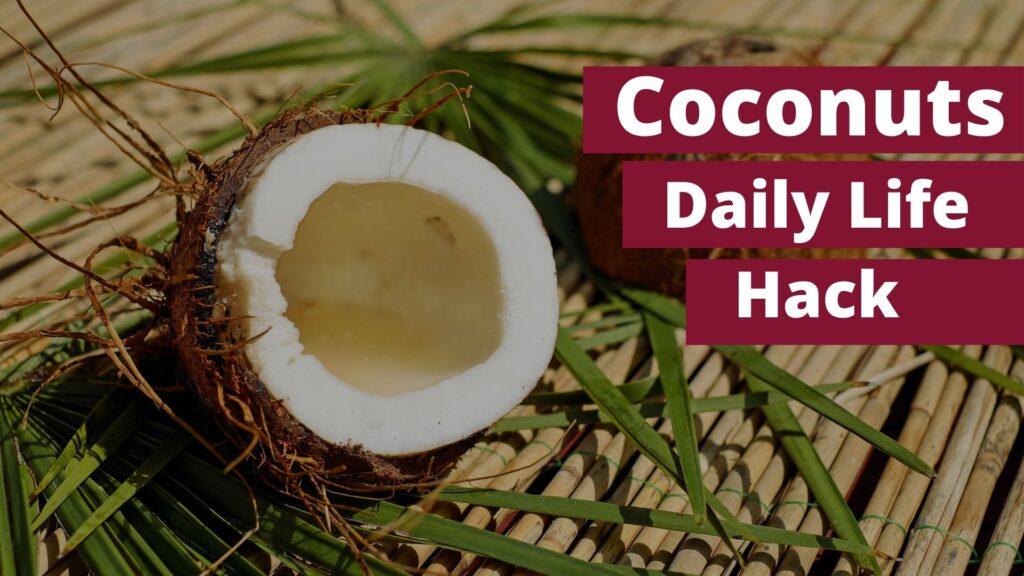 Amazing health Benefits Of 2. Coconuts, Healthy Life Hack, Benefits