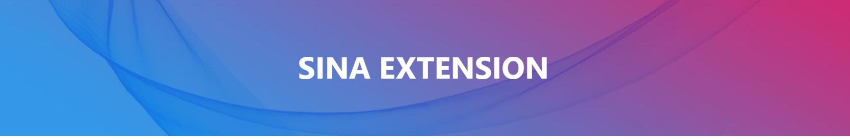 Sina Extension Addon Download Sina WordPress Plugins By Daulat Hussain