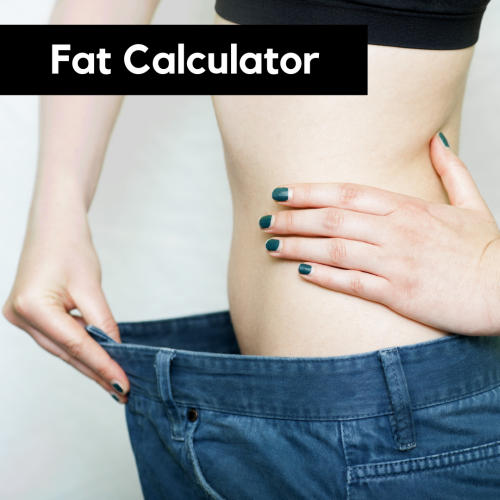 Fat Calculator - Calculate your body fat with tool by daulat hussain