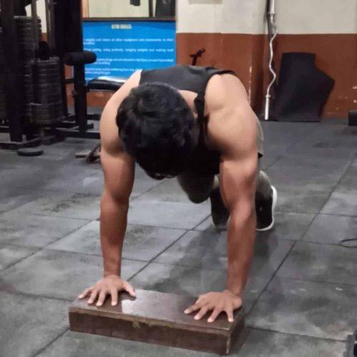 Daulat Hussain Cardio Workout